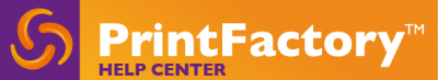 Printfactory Help Center